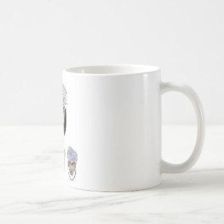 Arab Muslim vector Coffee Mug