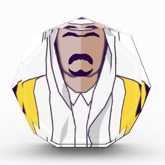 Arab Prince vector Award
