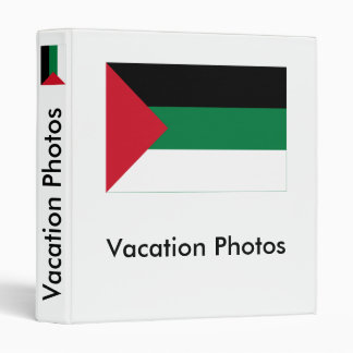 Arab Revolt Flag Binder
