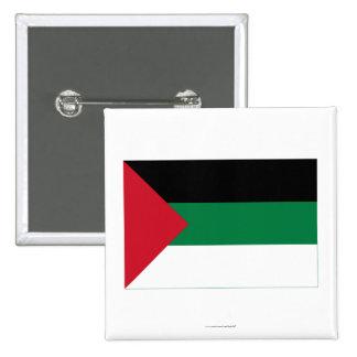 Arab Revolt Flag Pin