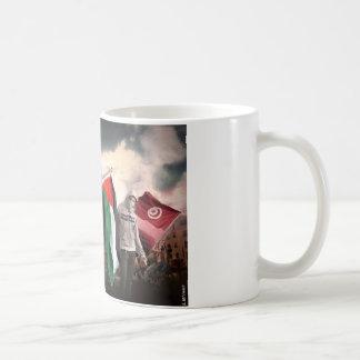 ARAB REVOLUTION 2011 COFFEE MUG