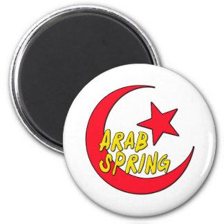 Arab Spring Magnet