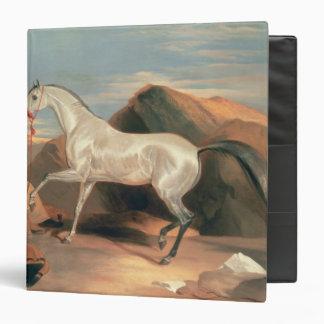 Arab Stallion Binder