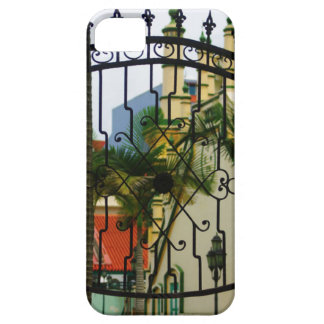 Arab Street gateway, Singapore iPhone SE/5/5s Case