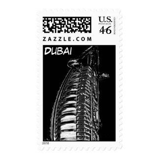 árabe del al del burj Dubai