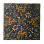 Árabe del l'Art de Nouveau del arte Teja Ceramica