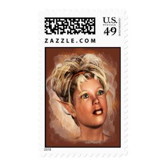AraBella Postage Stamps