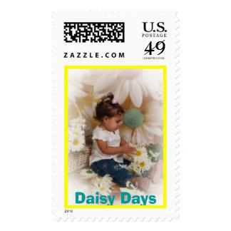 Arabella, Spring 2006, Daisy Days Postage Stamp