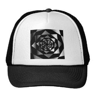 Arabesque background trucker hat