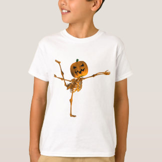 Arabesque Ballet Position T-Shirt