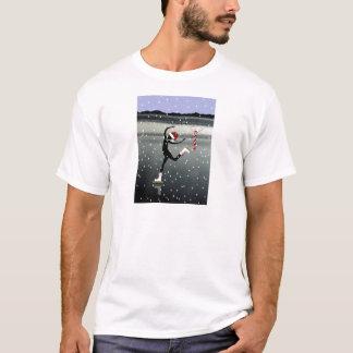 Arabesque Christmas Skater T-Shirt