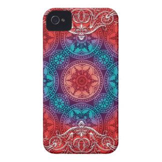 Arabesque del Victorian, GLORIOSA Carcasa Para iPhone 4 De Case-Mate