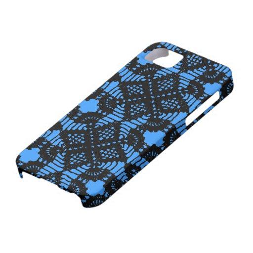 Arabesque Handwork Pattern iPhone 5 Cases