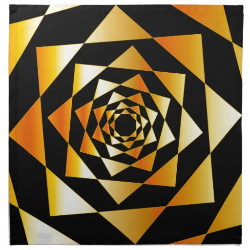 arabesque motif napkins zazzle. Black Bedroom Furniture Sets. Home Design Ideas