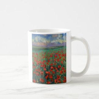 Arabesque Classic White Coffee Mug