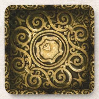 Arabesque Ornament Coaster