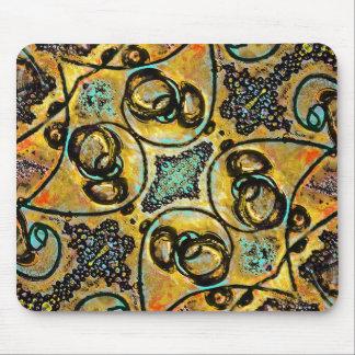 Arabesque Ornament Mousepads