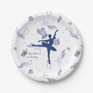 arabesque paper plate