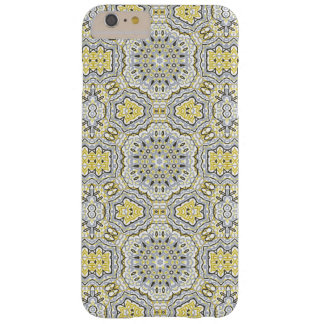 Arabesque pattern barely there iPhone 6 plus case