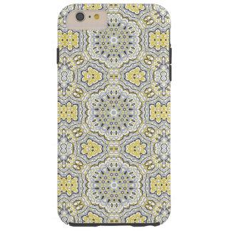 Arabesque pattern tough iPhone 6 plus case