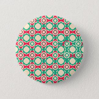arabesque pinback button