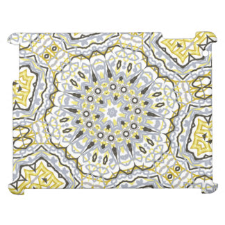 Arabesque style pattern cover for the iPad 2 3 4