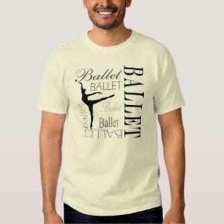Arabesque T-shirt (customizable)