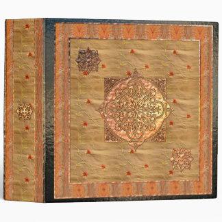Arabesque Traditional Motif 2 3 Ring Binder