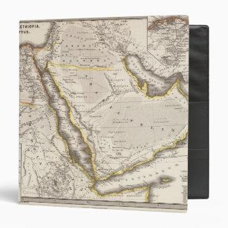 Arabia, Aethiopia, Aegyptus Binder