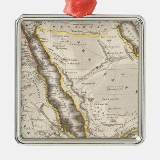 Arabia, Aethiopia, Aegyptus Metal Ornament