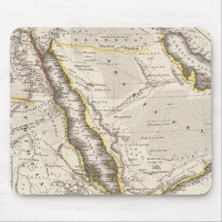 Arabia, Aethiopia, Aegyptus Mouse Pad