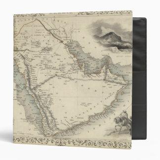 "Arabia Carpeta 1 1/2"""