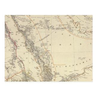 Arabia, Egipto, Nubia, Abyssinia Tarjetas Postales