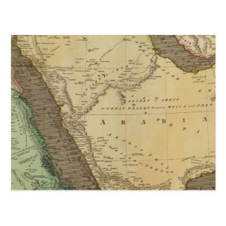 Arabia, Egipto, Nubia Postal