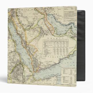 Arabia, Egypt, Nubia, Abyssinia 2 Binder