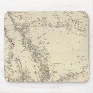 Arabia, Egypt, Nubia, Abyssinia Mouse Pad