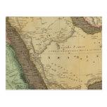 Arabia, Egypt, Nubia Postcard