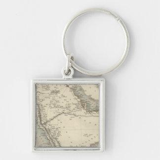 Arabia Keychain