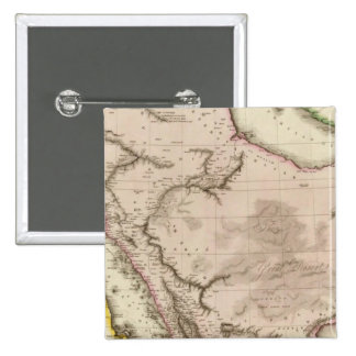 Arabia Pinback Button