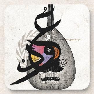 Arabian Art Beverage Coaster