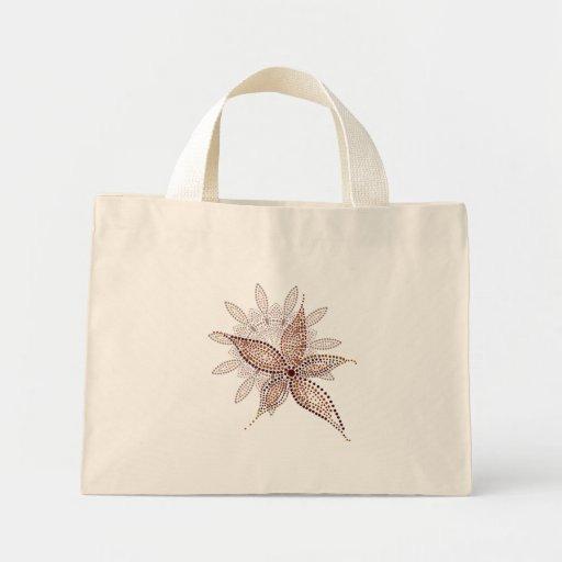 Arabian Blossom Tiny Tote