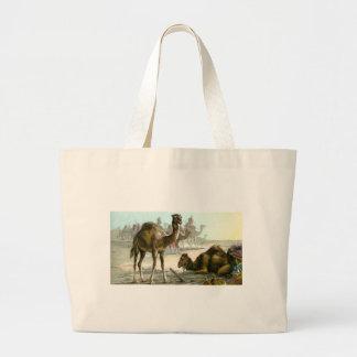 Arabian Camel Jumbo Tote Bag