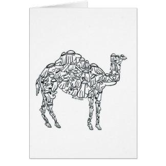 ARABIAN CAMEL CARD