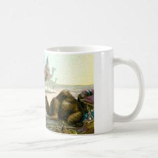 Arabian Camel Mugs