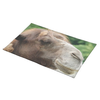 Arabian Camel Placemat Cloth Placemat