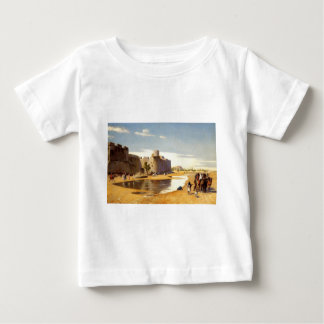 Arabian caravan who comes out of Egypt town T-shirt