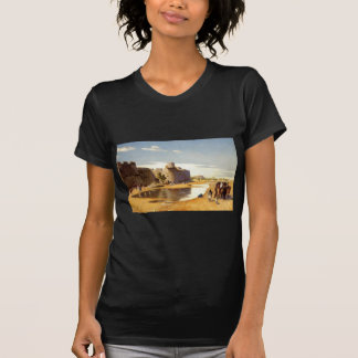 Arabian caravan who comes out of Egypt town Tees