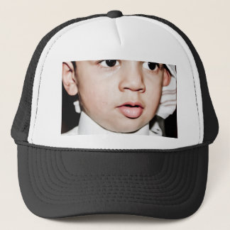 Arabian child trucker hat
