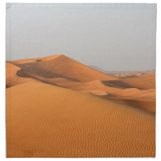 Arabian Desert, Dubai Cloth Napkin