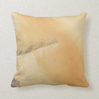 Arabian Desert Sand Dunes Pillow